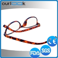 CE FDA Approved Multiple Style Fashion Optical Half Frame Eyewear Reading Glasses