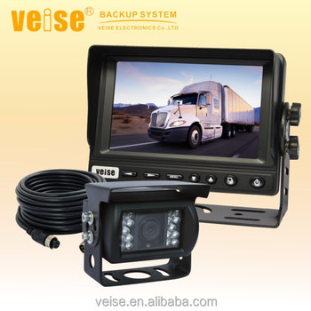 5 inch Rearview Camera System for Trailer