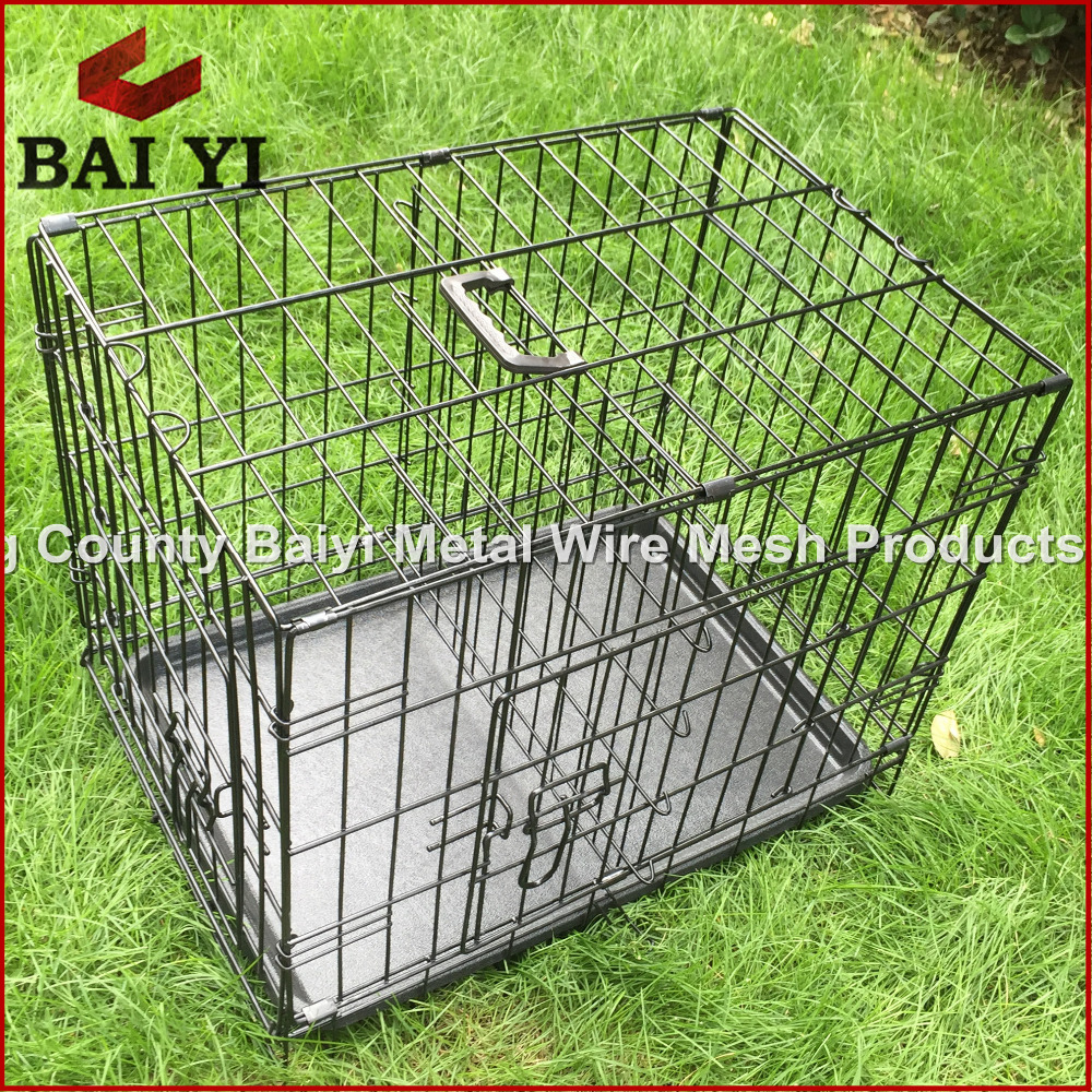 Modular Folding Wire Dog Cage Pet House