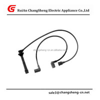 NEW HIGH QUANLITY Ignition Wire Set FOR SUZUKI BALENO SWIFT II ZEF916 0300890916 33705-71C20 0986356756 B756