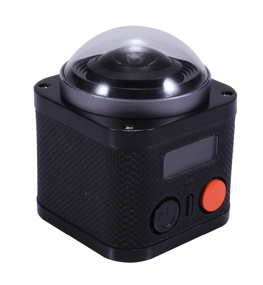 The New Product FHD <strong>1080P</strong> Action Camera 360 Degree Sport DV motorcycle helmet cam Virtual reality Camera