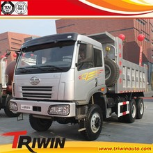 chinese brand discount price EURO 3 250KW 10t 11t 12t 330hp 4x4 6x6 dump truck for sale