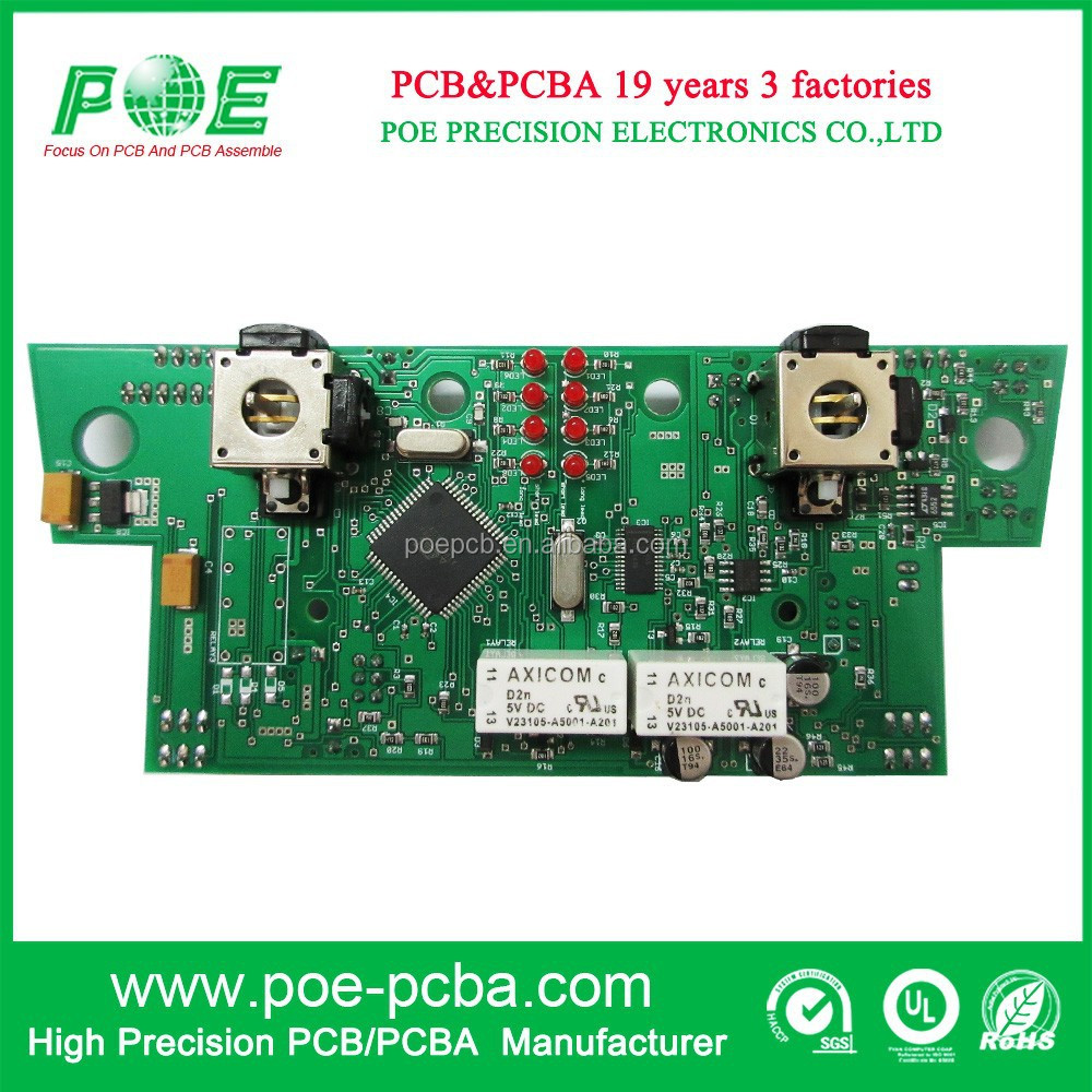 Professional pcb board manufacturer & pcba assembly