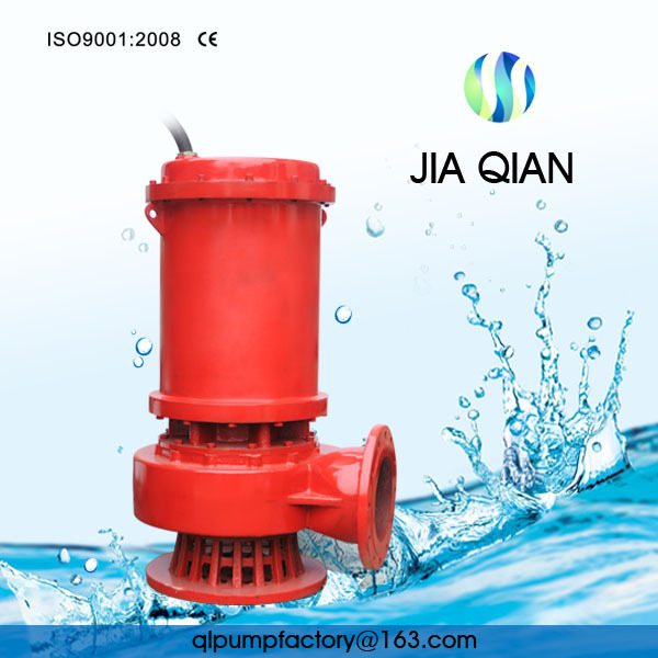 China High Quality 100 HP Water Pump