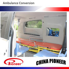 Toyota hiace left hand drive ambulance equipment