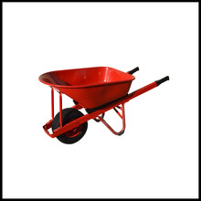 heavy duty construction large wheelbarrow for sale