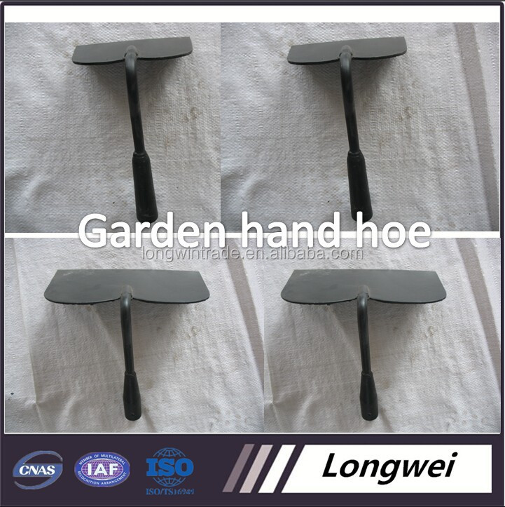 Good quality manual power source steel garden hand hoe in 2015