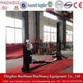 Customized car lift floor plate design two post lift