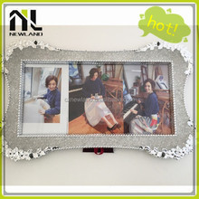Diamond shining photo picture frame