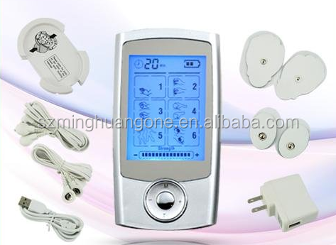 electrode belt for tens digital tense therapy massager machine