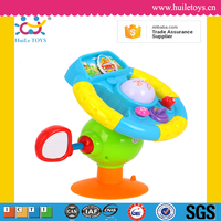 High quality huile toys plastic wholesale toy steering wheel with ASTM
