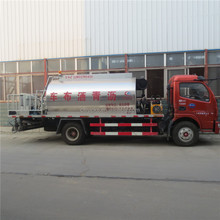 Chinese supplier 7000L asphalt emulsion spraying truck