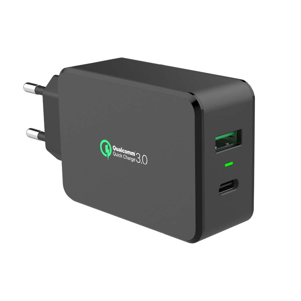 qualcomm quick charge 3.0 adapter USB travel power strip 3.0 wall adapter