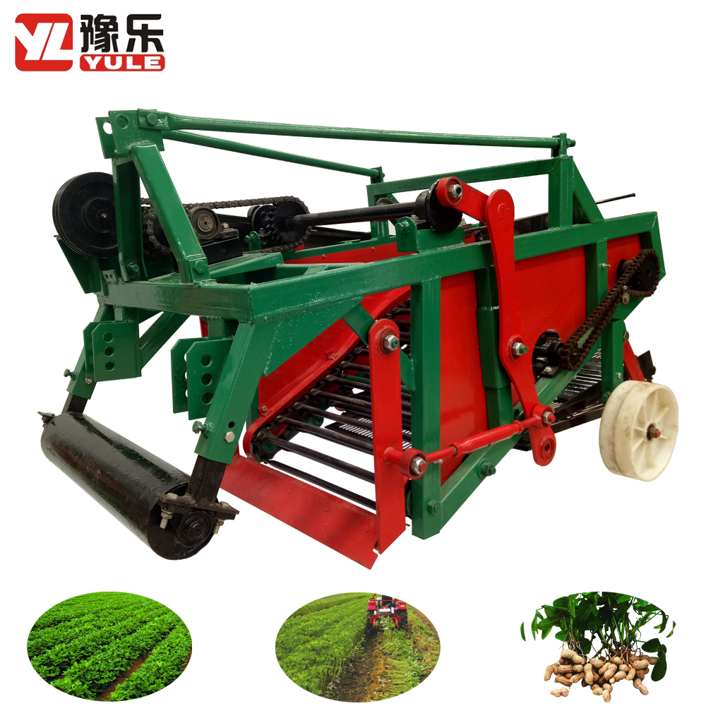 Dependable performance small groundnut combine harvester machine