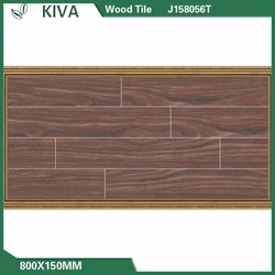 Economic top sell wooden shopping mall tile
