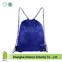 High Quality Customized Blank Drawstring Backpack With Colors