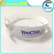 Variety synthetic paper Wristbands for one time use