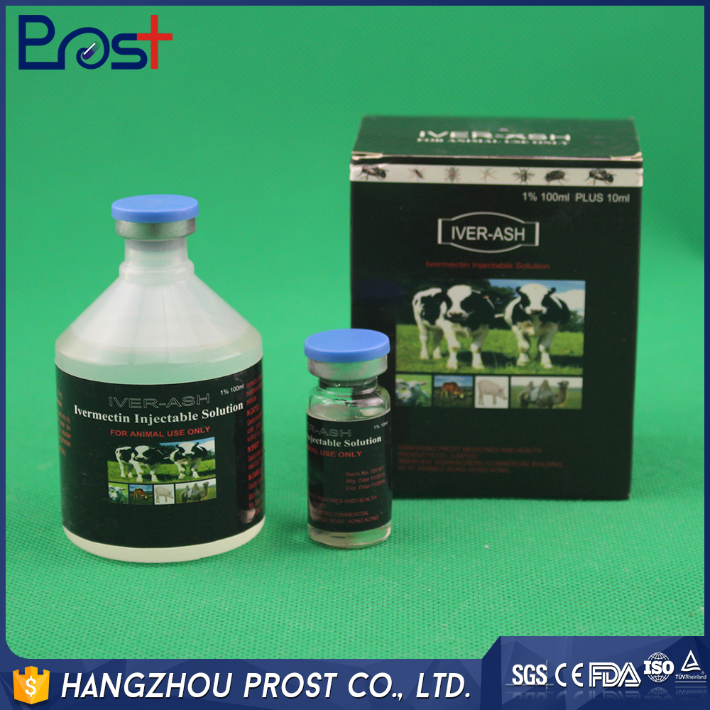 Best Selling Cattle Medicine Manufacturer Ivermectin Dogs Animal Injection