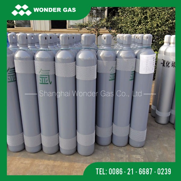 150bar working pressure argon gas cylinder price