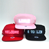 Hot Promotion Programmable Rechargeable Scrolling Message LED Display Hat