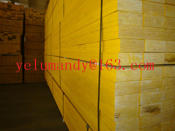 pine lumber /pine lvl scaffolding plank /board with SGS