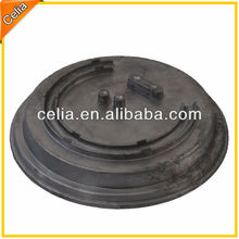 Anodized aluminium die casting for auto parts