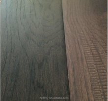 2017 hot sales high quality Handscraped Hickory Engineered Wood Flooring