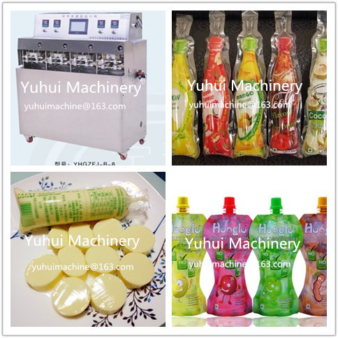 soft drink making machine/plastic bottle shape pouch soft drink packaging