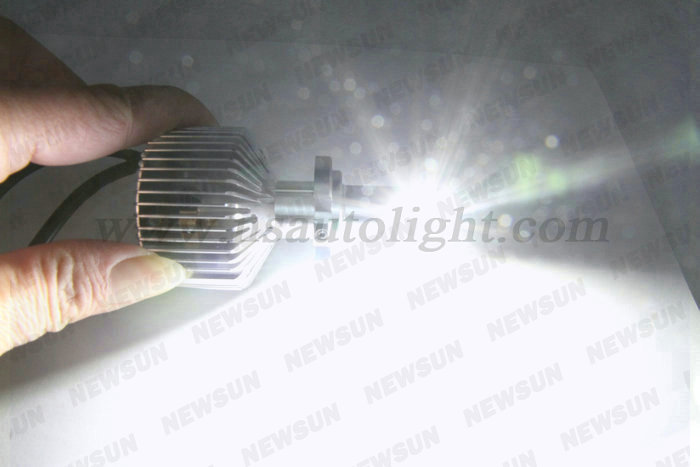 Hot selling H8 H9 H11 p hilip chip Car LED Headlights, 45W LED 4500 lumen super bright led headlight bulb h4