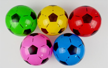 Super quality inflatable and durable various kids football