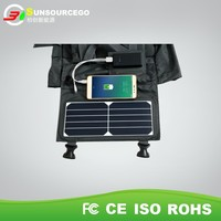 High quality Hiking and camping backpack New design Power Backpack,Solar Charging bag