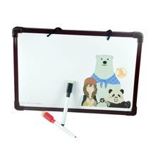 marketing magnetic whiteboard with white board marker