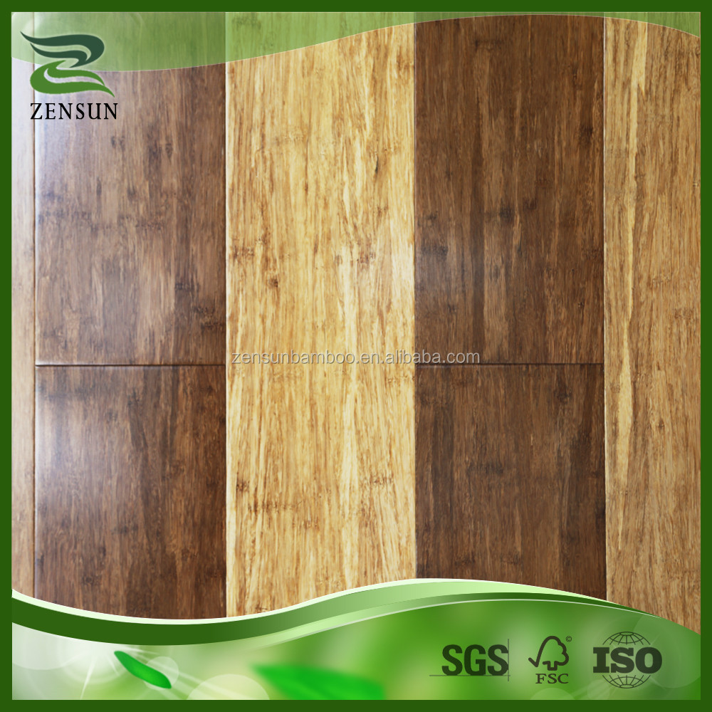 A variety of customized color choices ecological bamboo flooring