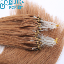Peruvian Hair Weft/ Human Remy Hair / Micro Ring Hair Extensions