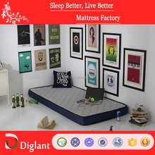 Cheap Wholesale 4 Inches Spring Mattress Good Health Single Size Bed Mattress