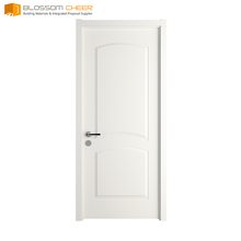Aegean Sea series types interior apartment door mdf frames with hardware