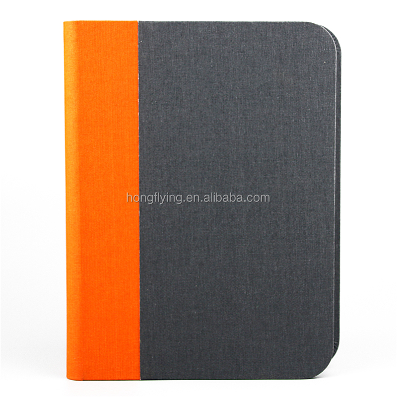 funky custom leather book lights cover lagging pu leather book lights case