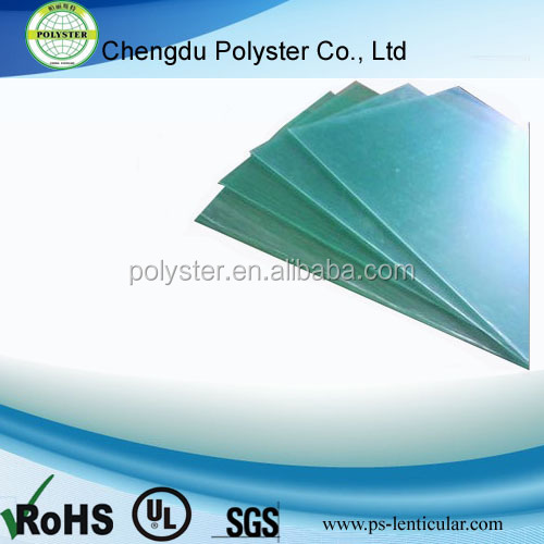 0.5mm-1.2mm UL94 V-0 tv insulation pc film