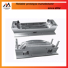 large size steel mould car front bumper injection molding from suzhou China