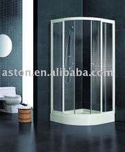 A925 shower door with tray(bathroom sets)
