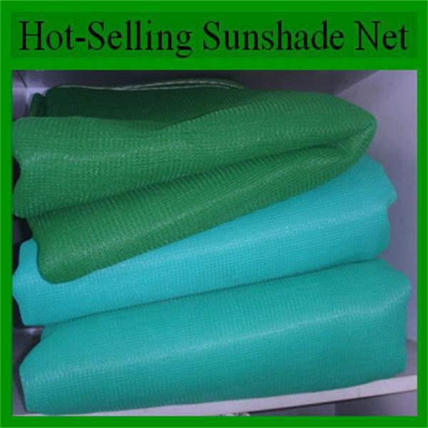 UV protection HDPE woven fabric swimming pool shade sail net for sale