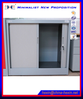 Adjustable Steel Lockable Roller Shutter Door Filing Cabinet Cold Steel Filing Cabinets