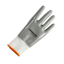 cheap 13guage Polyester Nylon with Nitrile Coated Industrial Working Gloves