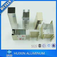 low price of aluminium sliding window made in foshan China