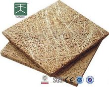 wood wool -interior decorative noise reducing wall panel