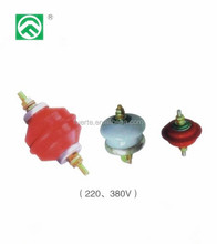 220V Low Voltage Surge Diverter Silicone Rubber housing