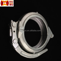 Hot Sale Quick Snap Clamps DN125 Concrete Pump Pipe Quick Clamp