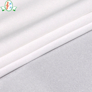 High Quality Breathable Knit Swimwear 100 Polyester Lining Fabric Wholesale
