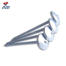 Twisted Corrugated Plain Shank Galvanized Roofing Nails Price