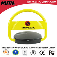 CWS-05B Solar Car Accessory Car Parking Barrier With CE Certificate